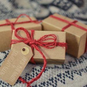 christmas, gift, new year